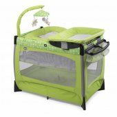 Chicco Lullaby Playard Oyun Parkı Green Wave