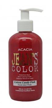 Jeans Color Su Bazlı Amonyaksız Boya 250 Ml Pamuk Şeker Pembe