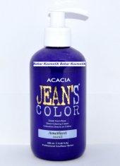 Jeans Color Su Bazlı Amonyaksız Boya 250 Ml Ametist