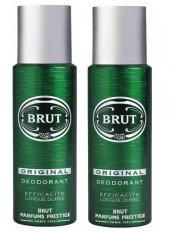Brut Original Deodorant 200 Ml 2 Adet