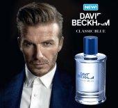 David Beckham Classic Blue Edt 90 Ml Erkek Parfümü