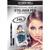 Kalem Eyeliner 24hour Kalıcı Çatlama Akma Yapmaz 2 Al 3 Gelsin