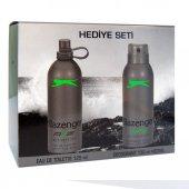 Slazenger Active Sport Yeşil Erkek Parfüm Seti