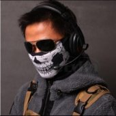 Call Of Duty Maske