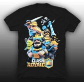 Clash Royale Çocuk Tişört