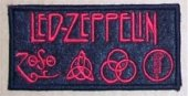 Led Zeppelin Patch(2)