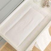 Funna Baby 5335 Premium Baby Alt Açma Minderi Beyaz