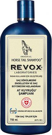 Revox At Kuyruğu Şampuanı 750ml Skt 2020