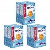 Aptamil 2 Devam Sütü 1200 Gr. 3lü