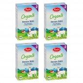 Töpfer 2 Organik Bebek Sütü 4lü 350 Gr.