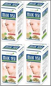4 Kutu Naturpy Milk Tea Emziren Anne Çayı 250 Gr Ücretsiz Kargo