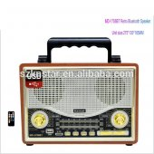Kemai Md 1706bt Bluetooth Usb Sd Fm Nostaljik...