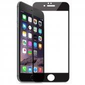 Iphone 5 5s 6 6s Plus Metal Kenarlı Cam Ekran Koruyucu Kılıf