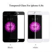 Mustek Apple İphone 7 7s Plus 3d Renkli Kırılmaz Cam (Temperli)