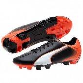 Puma Adreno 103418 09 Erkek Krampon Siyah Turuncu Spor Ayakkabı