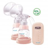 Weewell 2 İn 1 Electric Breast Pump 2'li Elektrikli Göğüs Pompası