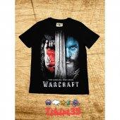 Warcraft T Shirt , Tişört Siyah