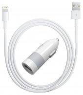 Gogo Dynamo İphone 5 6 7 Uyumlu Araç Şarjı Kablo Seti