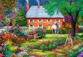 Castorland Tatlı Bahçe Puzzle (1500 Parça)