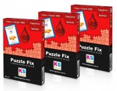 Ks Games 3x1000 Parçalık Puzzle Yapıştırıcısı (Set)