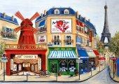 Ks Games 2000 Parça Moulin Rouge Puzzle (David Fairchild)