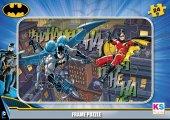 Ks Games 24 Parça Frame Çocuk Puzzle Batman