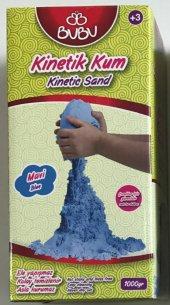 Bubu 1000 Gr Kinetik Kum (Mavi)