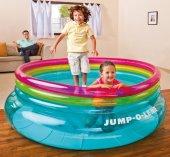 Intex 48267 Çocuklar İçin Renkli Zıplama Havuzu (Jump O Lene)