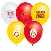 48 Adet Galatasaray Balon, Sarı Kırmızı Balon