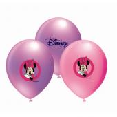 96 Adet Minnie Mouse Baskılı Karışık Doğum Günü Parti Ucuz Uçan