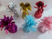 1 Adet Uçan Balon Ağırlığı, Parlak Süslü Renk