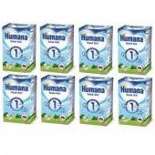 Humana 1 Devam Sütü 600 Gr. 8 Adet