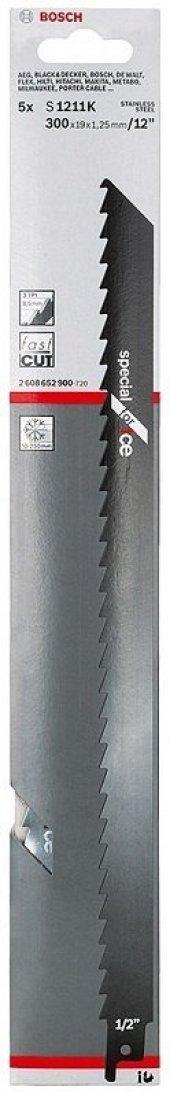 Bosch S1211k Et Kemik Testere Bıçağı Paslanmaz 300mm 12
