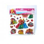 Prensesler 3d Puffy Sticker 30x30 Cm