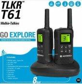 Motorola Tlkr T61 Pmr Şarjlı 8 Km