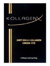 Kollagenx 24 Kt Gold Collagen Under Eye Kolajen Altın Göz Altı Maskesi