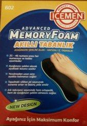 Ayağınızın Şeklini Alan Ortopedik Visco Tabanlık Bay Bayan