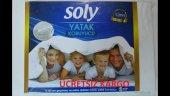 100 Sıvı Geçirmez Yatak Koruyucu (Alez Çift Kişilik) 160*200
