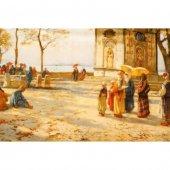 Aker Osmanlı Serisi Boğaziçi Tatlı Su Çeşmesi Kgak1 643