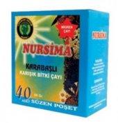 Nursima Karabaşlı Karışık Bitki Çayı Çayı 40 Lı