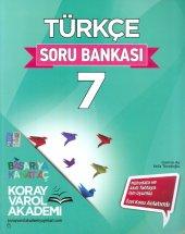 Koray Varol 7. Sınıf Türkçe Soru Bankası