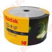 Boş Cd Kodak Cd R 52x 700 Mb 50li Cd**