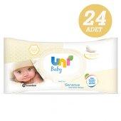 Uni Baby Sensitive Islak Havlu 56 Lı 24 Adet