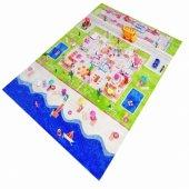 Ivi Çocuk Odası Oyun Halısı İkiz Ev 160x230