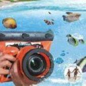 Nikon Canon Fotoğraf Makinesi Su Altı Kılıfı