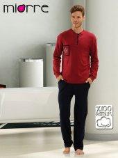 Miorre Uzun Kol Erkek Pijama Takımı