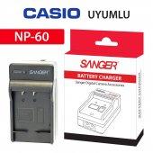 Casio Exilim Ex Z85bn Şarj Aleti Şarz Cihazı Sanger