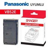 Panasonic Vbs2e Şarj Aleti Sanger