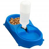 Kedi Köpek Otomatik Su Ve Mama Kabı