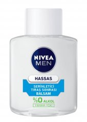 Nivea Men Sensitive 100 Ml Serinletici Tıraş Balsamı